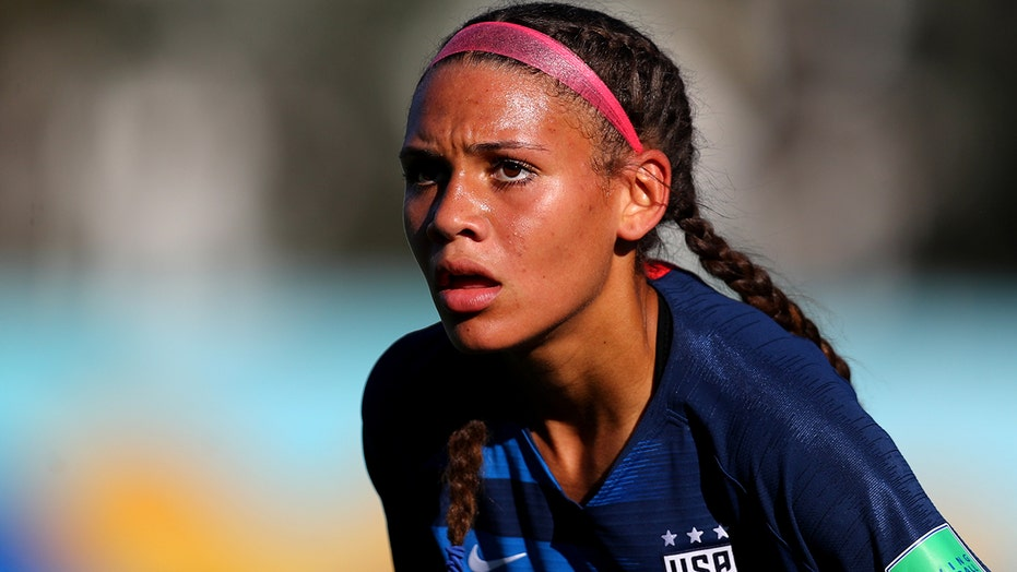 Trinity Rodman, daughter of former NBA star Dennis Rodman, taken No. 2 in NWSL Draft