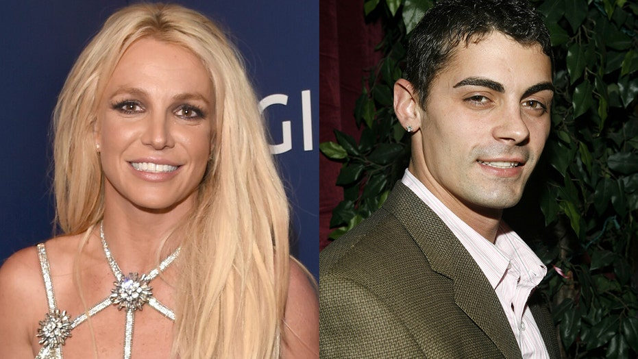 Britney Spears' ex-husband Jason Alexander arrested at Nashville airport