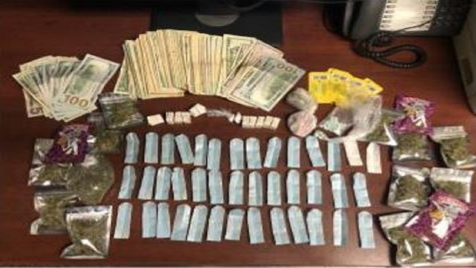 New York men arrested after trying to retrieve drugs they left in rental car, police say