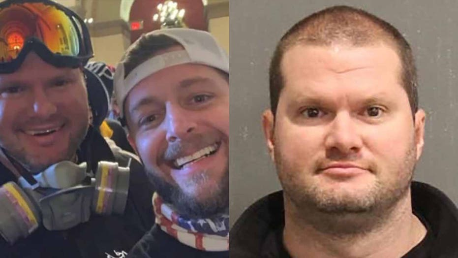 FBI arrest another Tennessee man over Capitol riot selfie, Facebook post decrying Antifa, BLM