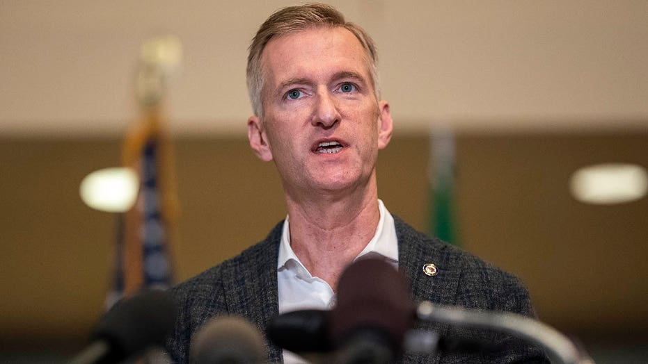 Man pepper-sprayed by Portland Mayor Ted Wheeler is a lawyer, heir to dairy company: reports