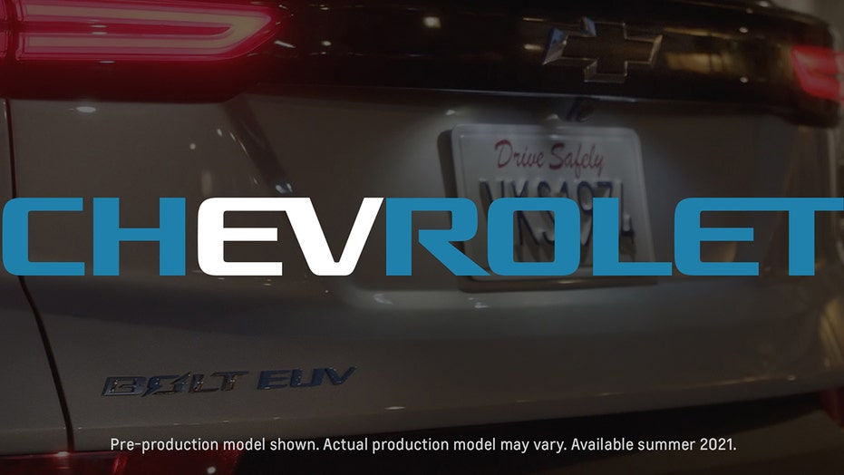 GM, Disney World team up for electric Chevrolet Bolt EUV reveal on Feb. 14