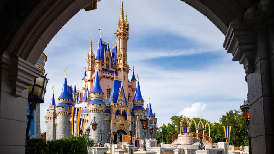 Disney gives 'exclusive' Cinderella Castle Suite tour on TikTok