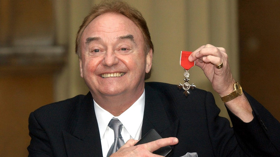 'You'll Never Walk Alone' singer Gerry Marsden dead at 78