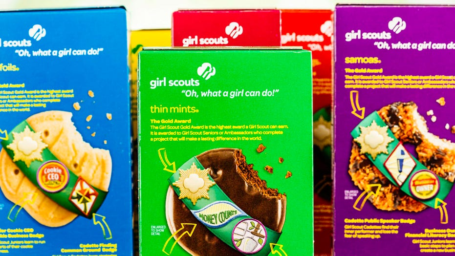 Girl Scout's adorable cookie sales pitch to doorbell camera goes viral