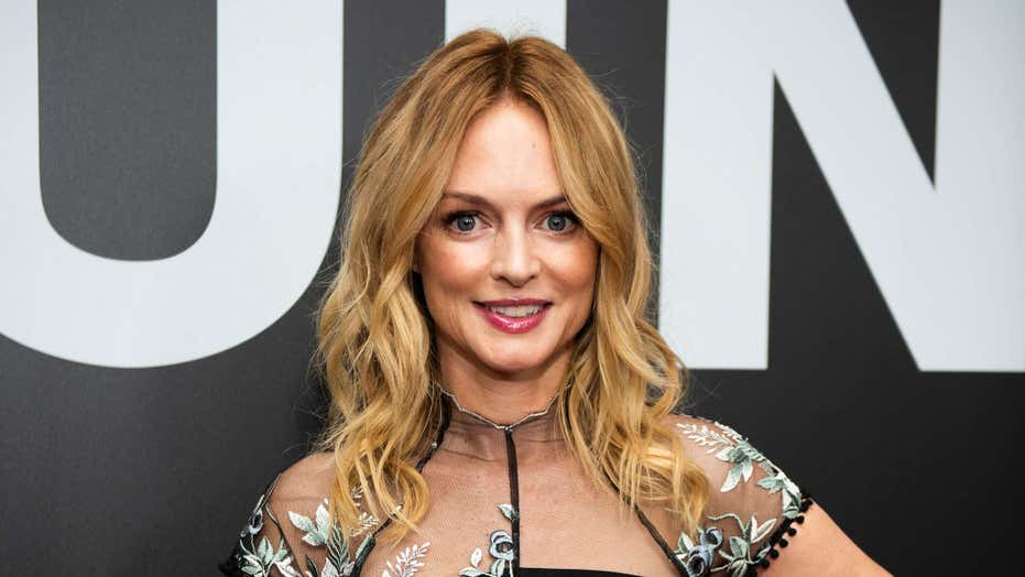 Heather Graham, 50, flaunts toned figure in a bikini while at the beach touting 'Ocean meditation'