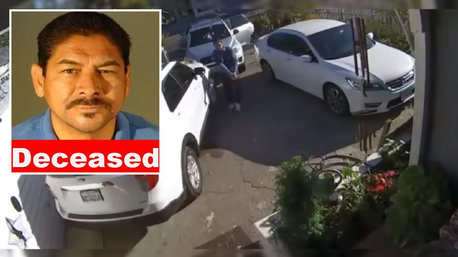 California man wanted in ex-girlfriend's slaying kills himself as cops close in