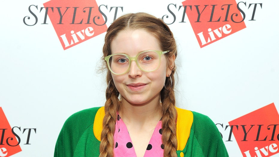 'Harry Potter' star Jessie Cave reveals infant son hospitalized with coronavirus