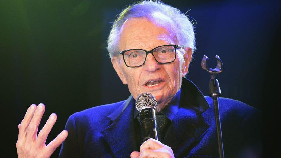 Radio, TV legend Larry King dies at 87