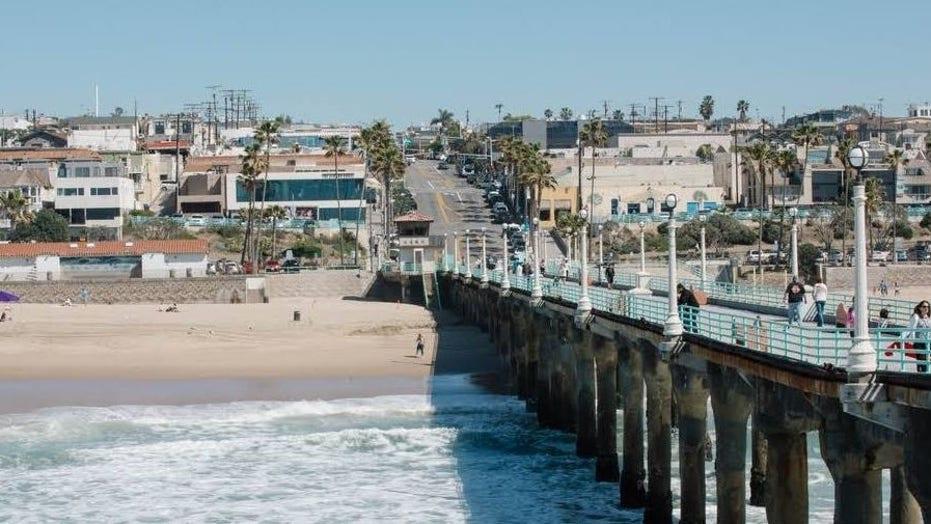 California city to remove public seating as coronavirus cases spike