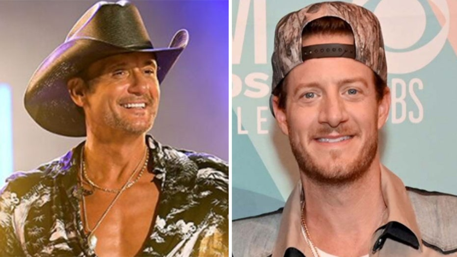 Tim McGraw, Tyler Hubbard release new song 'Undivided' that calls for unity