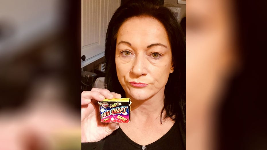 Woman mistakes 'poppers' for candy, burns mouth and cracks tooth after eating some