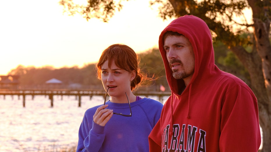 'Our Friend' stars Dakota Johnson, Casey Affleck talk pressure of playing real people