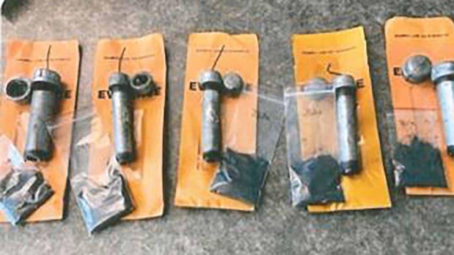 California 'Three Percenter' with 5 bombe a tubo pianificato un attacco a Newsom, Uffici Facebook e Twitter: FBI