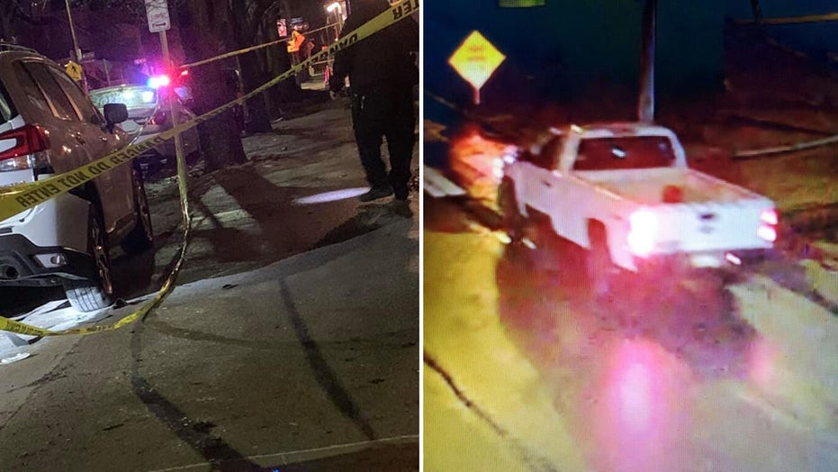 Pittsburgh police searching for white pickup truck after explosions in city