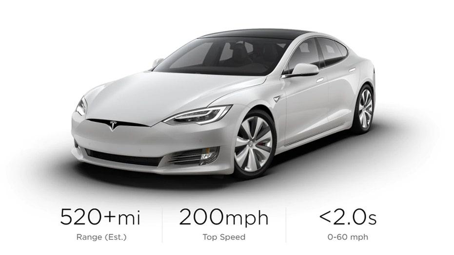 200 mph Tesla Model S 'Plaid' may arrive sooner than expected, Elon Musk teases