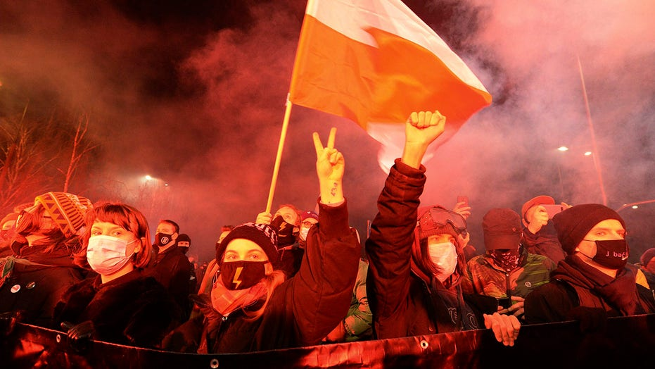 Poland's near-total abortion ban takes effect amid nationwide protests