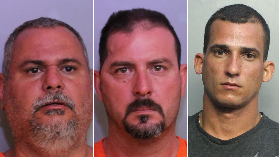 3 Florida men in custody after attacking, running over FWC officer with ATV, sheriff says