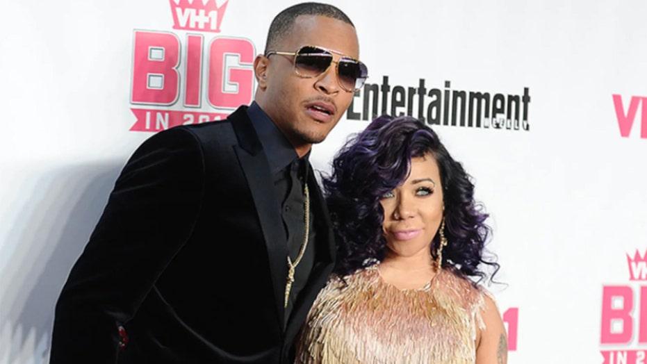 说唱歌手TI, wife Tameka 'Tiny' Harris deny sex abuse allegations