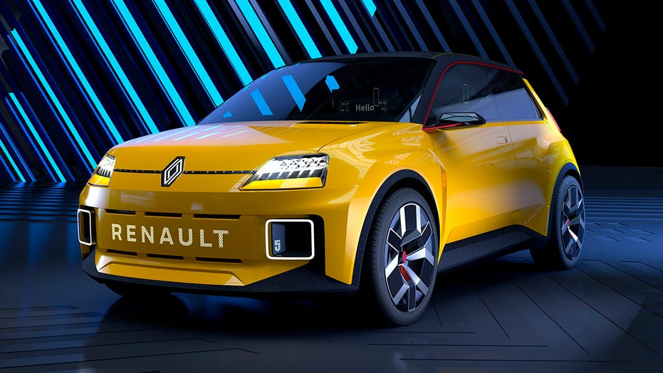 Renault 5 'LeCar' returning as electric vehicle