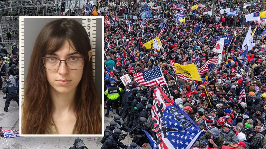 PA woman accused of stealing laptop from Pelosi's office during Capitol riot released to home confinement