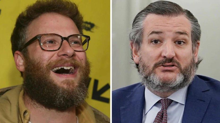 Seth Rogen, Ted Cruz get into Twitter feud over Walt Disney's legacy