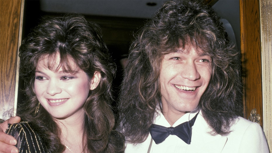 Eddie Van Halen remembered by ex-wife Valerie Bertinelli: 'We had some beautiful times'