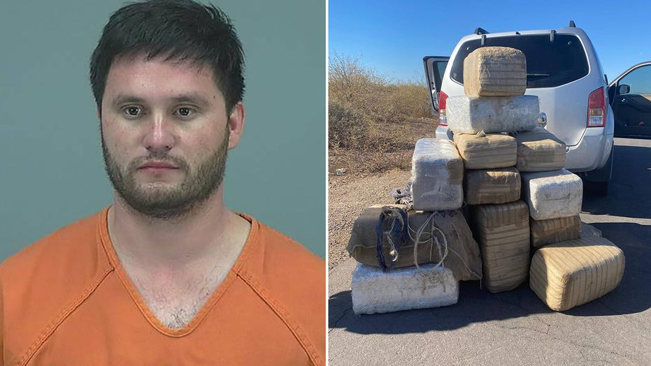Arizona deputies bust driver with more than 450 pounds of marijuana: 'Dude, you can't have that much weed'