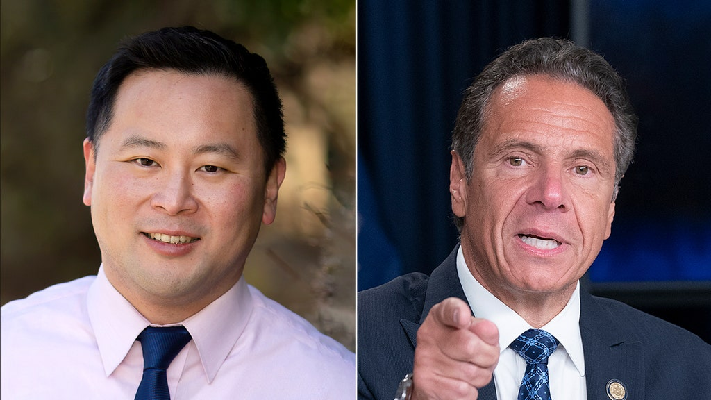Aide says Dem concocted story over Cuomo scandal threats