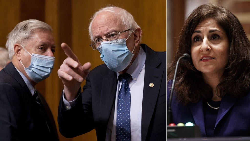 Sanders, Graham confront Biden pick over 'vicious attacks' on political rivals