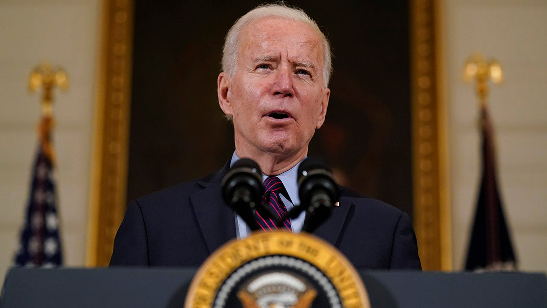 'God' Excluded from Biden's National Day of Prayer Proclamation