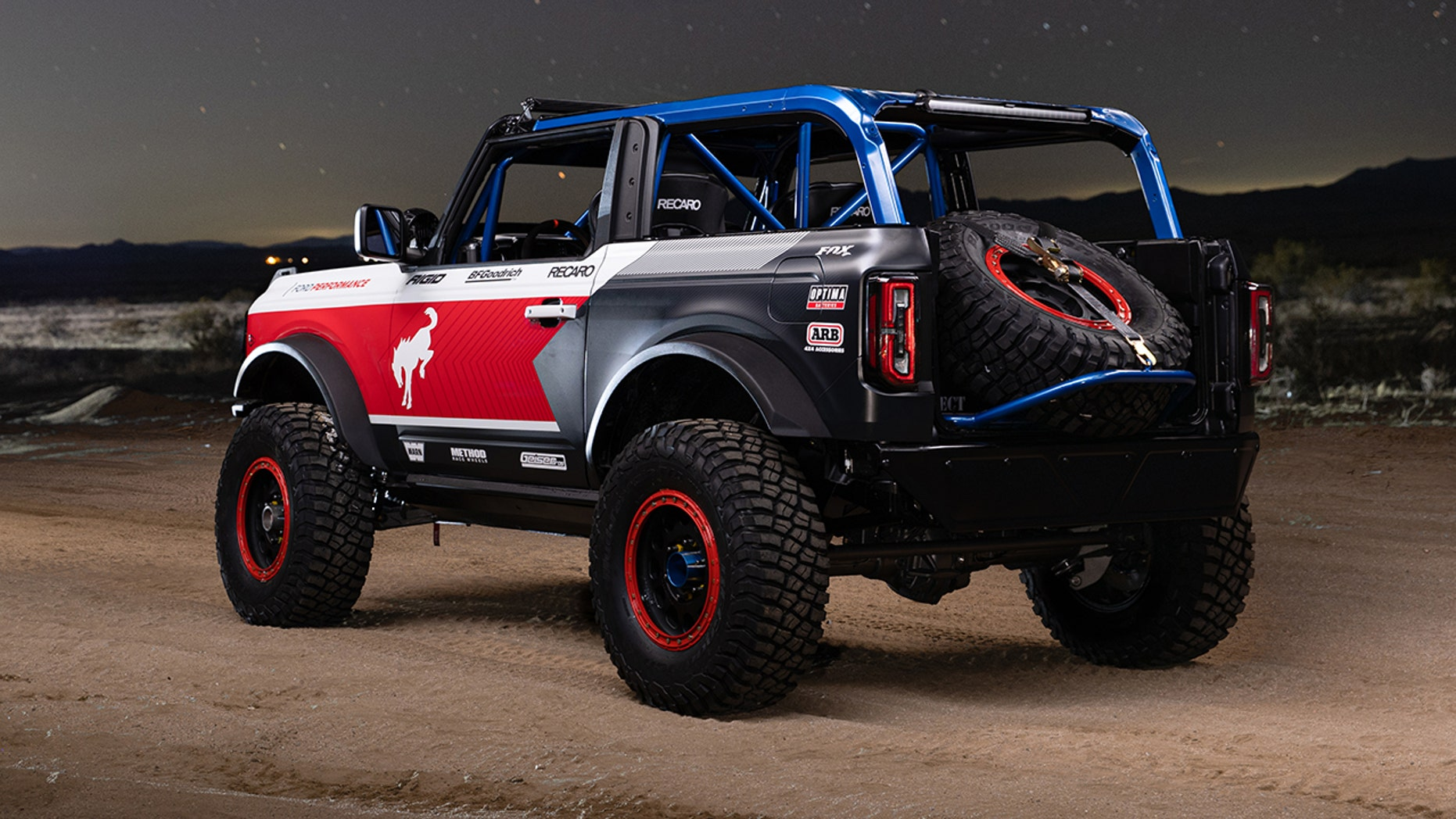 Extreme Ford Bronco