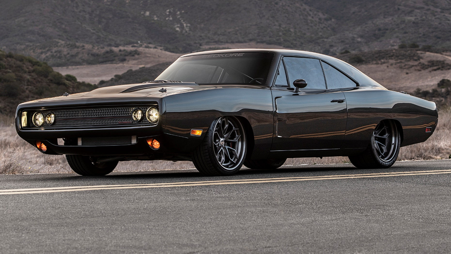 Kevin Hart's 1970 Dodge Charger