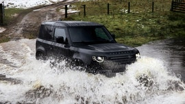 Land Rover Defender goes on offense with monster V8