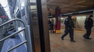 2-year-old boy punched in the face in latest string of NYC subway crimes