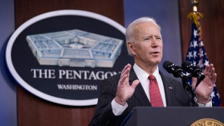 Biden says it's time to rethink strategy US strategy towards China
