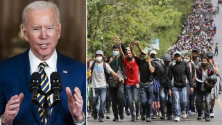 EXCLUSIVE: Republicans warn Biden over 'rising illegal immigration crisis'