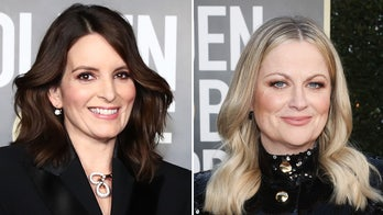 Golden Globe Awards co-hosts Tina Fey, Amy Poehler mum on politics, slam HFPA in opening monologue