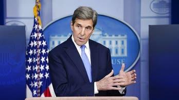 Iranian refugee slams John Kerry's 'anti-American' backdoor meetings with Iran during Trump admin
