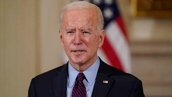 Biden won't deliver speech to Congress until after vote on coronavirus bill, Psaki says