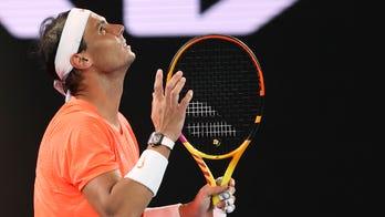 Tsitsipas edges Nadal in Australian Open quarterfinal