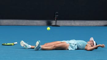 Jennifer Brady into 1st Grand Slam final at Australian Open