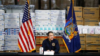 Legal experts warn New York Gov. Cuomo's nursing home scandal may rise to federal level of criminal offense