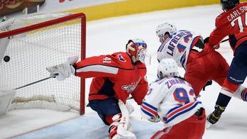 Lafrenière scores 2nd of season, Rangers beat Capitals 4-1