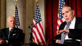 LIVE UPDATES: Biden visits Bob Dole following cancer announcement