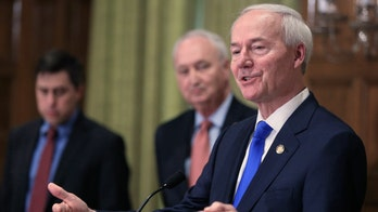 Arkansas governor vetoes bill banning gender hormones, surgeries for transgender youth