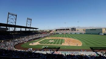 MLB spring training still a hot ticket in Arizona