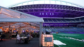 Seattle ups its outdoor dining game, Seahawks-style
