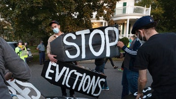 Justice Department to appeal judge's order on eviction moratorium