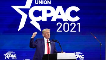 Trump slams 'establishment' Republicans McConnell, Cheney and others in CPAC speech as some deny GOP civil war